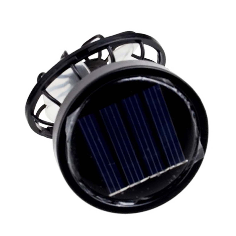 Portable Mini Solar Sun Powered Clip Fan Cooling Fan Outdoor Hat Clip-on Fan & Cooling Fan Energy Saving (MFAN003) by Mruiks (Image #4)
