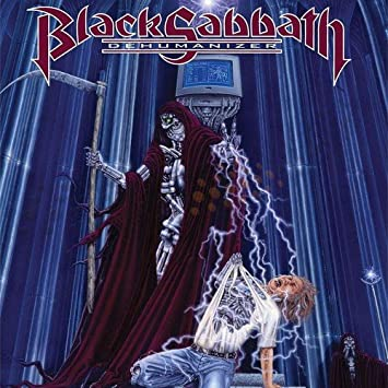 Image result for black sabbath dehumanizer