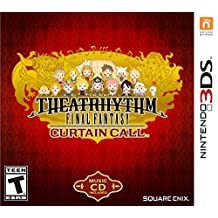 Theatrhythm Final Fantasy Curtain Call for Nintendo 3DS