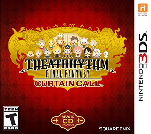 Theatrhythm Final Fantasy Curtain Call - Limited ()