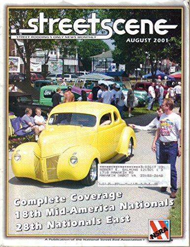 Streetscene Magazine, August 2001 (Vol  30, No  8)