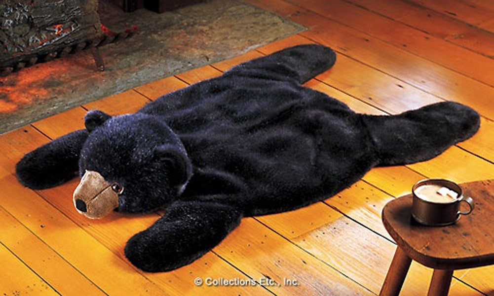 lewis and drake black associates bear products rug