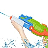 TeaQ Water Pistol Large Capacity 1800ml Long Range for Children and Adults Funny Beach Games (Color in Random)