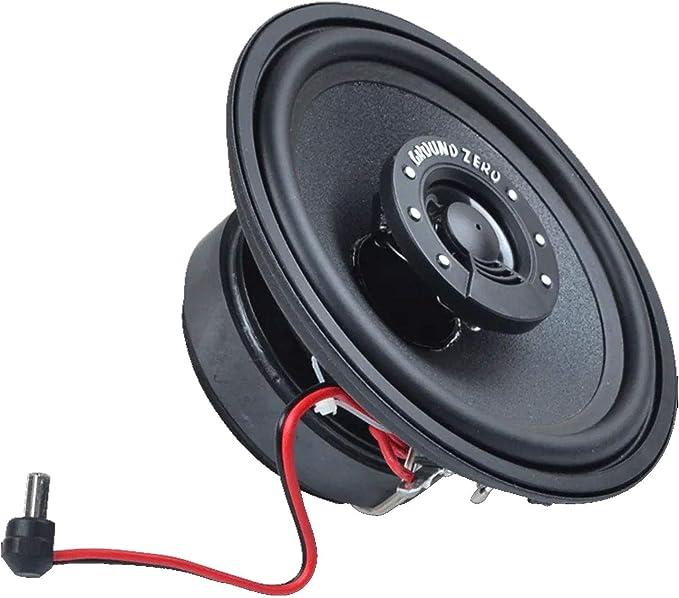Ground Zero GZCS 12CX - 12cm, 2-Wege Lautsprecher, Speziell für Mercedes