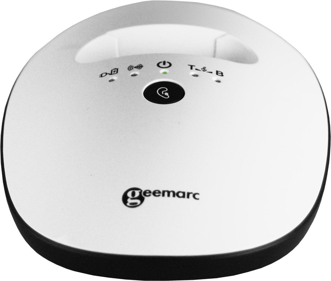 Geemarc Auriculares Inalámbricos Digitales De Televisión: Amazon.es: Electrónica