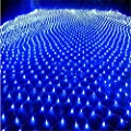 ELEGENCE-Z Fairy Light, Net Mesh Light 810M Blue Net Light LED Garden Room Table Window Decoration Light String Light Lawn Waterproof