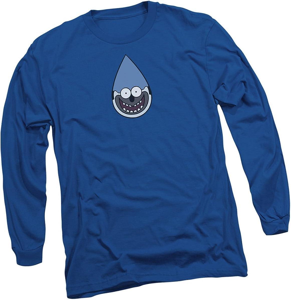 Regular Show Cartoon Series MORDECAI Licensed Adult T-Shirt All Sizes