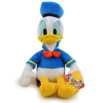 Disney Mickey Mouse Clubhouse Donald Duck Plush Doll: Toys & Games