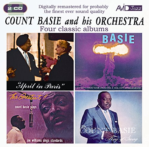 Four Classic Albums - Count Cd