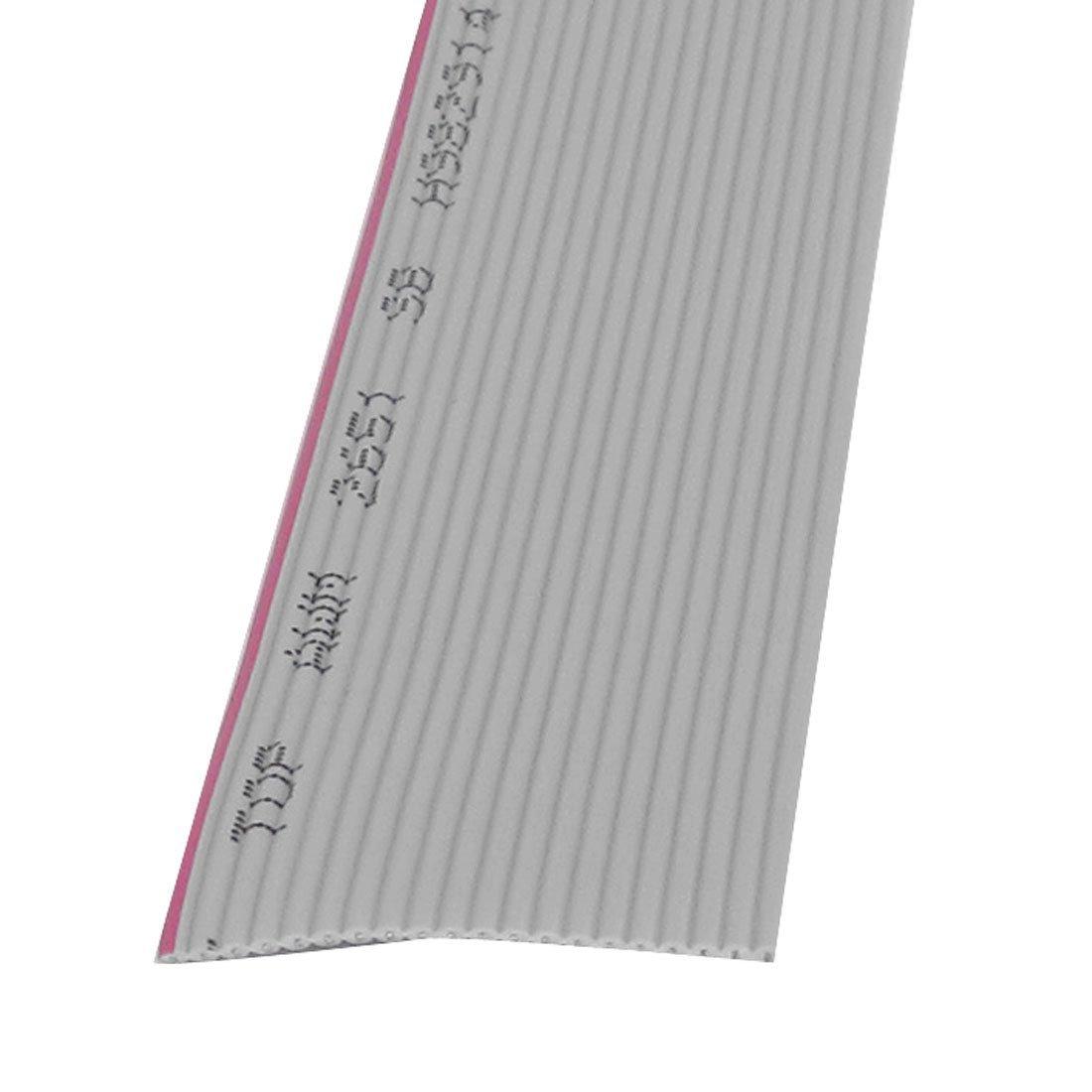 Cable de Cinta eDealMax ISP JTAG ARM IDC 20P Plana, 1,25 mm Espaciado, 1 Ancho, 5 m