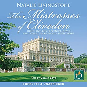The Mistresses of Cliveden Audiobook