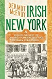 img - for Irish New York: A Rogue's Gallery of Colorful Characters and Drunken Debauchery book / textbook / text book