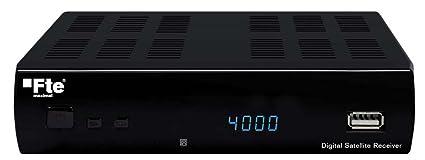 FTE MAX S123 HD – 12 V Camping Receptor HDTV receptor