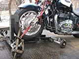 Condor Cycle Loader - Motorcycle Chock - For