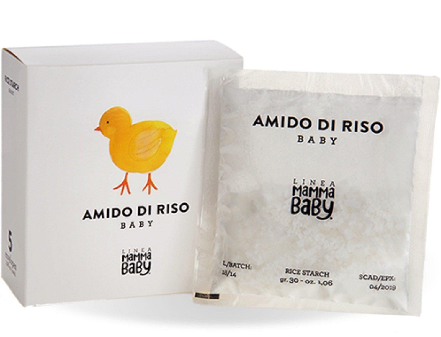 Mammababy OL01SAL - Almidón de arroz, unisex: Amazon.es: Belleza