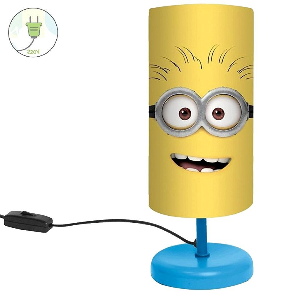 Despicable Me : Lámpara de Mesa: Amazon.es: Hogar