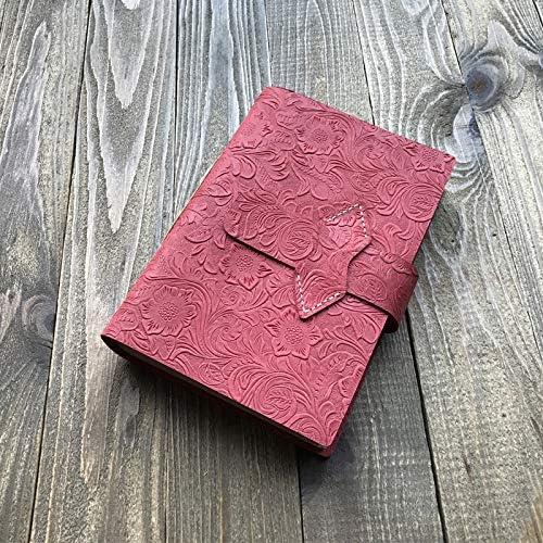 ヴィンテージ手作りレザーラインミシンノート日記ハードカバー高品質の厚紙、毎日の男性と女性のためのノートブック、製本古典的なノートブック22×15 cm