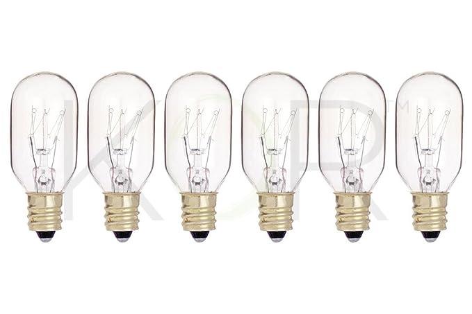 Confezione da t c w lampadina a incandescenza lampada