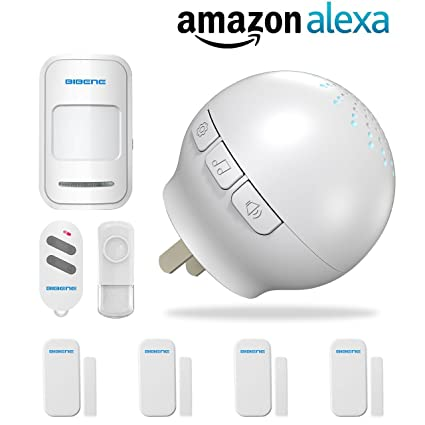 Amazon Bibene Wifi Home Security Alarm System Diy Kit Burglar. Bibene Wifi Home Security Alarm System Diy Kit Burglar With Auto Armdisarm App Pir Motion. Wiring. Home Alarm Sensor Diagram At Scoala.co