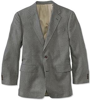 9ace417002 Orvis Silk Tick Weave Sport Coat/Regular, 38 Grey at Amazon Men's ...