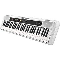 Casio CT-S200WE - Teclado de piano, Blanco: Amazon.es: Instrumentos musicales