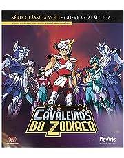 Os Cavaleiros Do Zodiaco Serie Classica Remasterizada Volume 1 - Pegasus Box