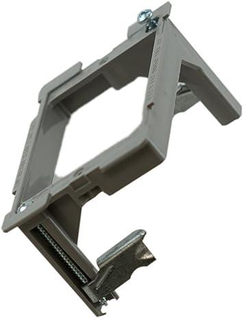 Retrofit Legrand//On-Q  AC101002 2-Gang Low Voltage Bracket