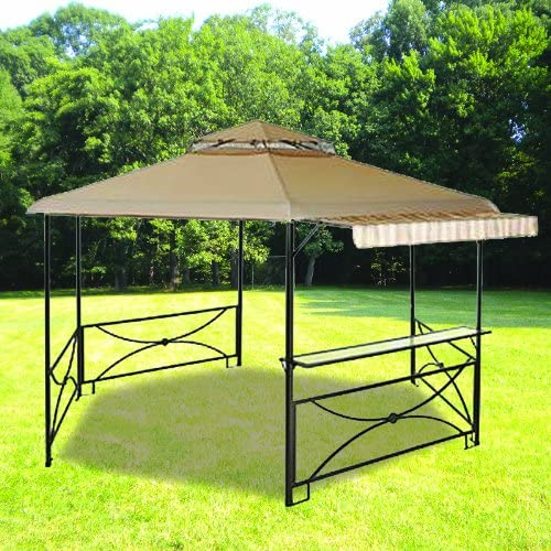 Dover Hexagonal Gazebo toldo de Repuesto: Amazon.es: Jardín