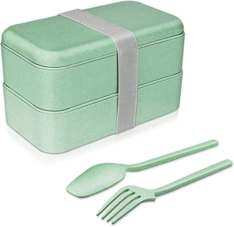 Green World de Bento Box/Lunch Box, innovadora Food Caja ...