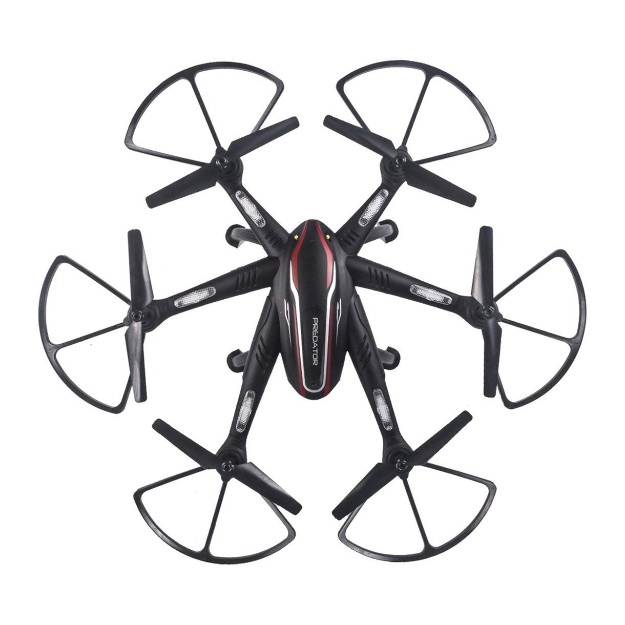 L100 6-Axis 720P Wide Angle 2.4G RC Drone Quadcopter Aircraft Plane WiFi FPV Dual GPS 180°Adjustable Camera Remote Control   B0031OHND4