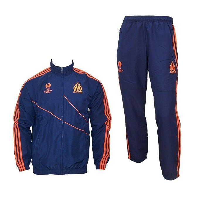 Adidas - Chándal deportivo, color azul azul azul: Amazon.es ...