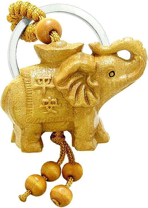 Amazon.com: Amuleto mágico dinero lingote elefante encanto ...