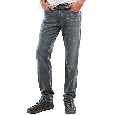 1abc3b8cda500d engbers Herren Jeans mit modischen Steppnähten