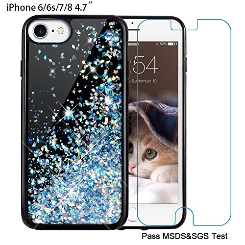 Glitter iPhone 6 Cases for Girls: Amazon.com