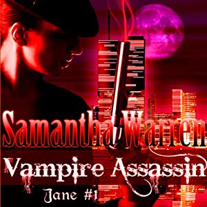 Vampire Assassin Audiobook