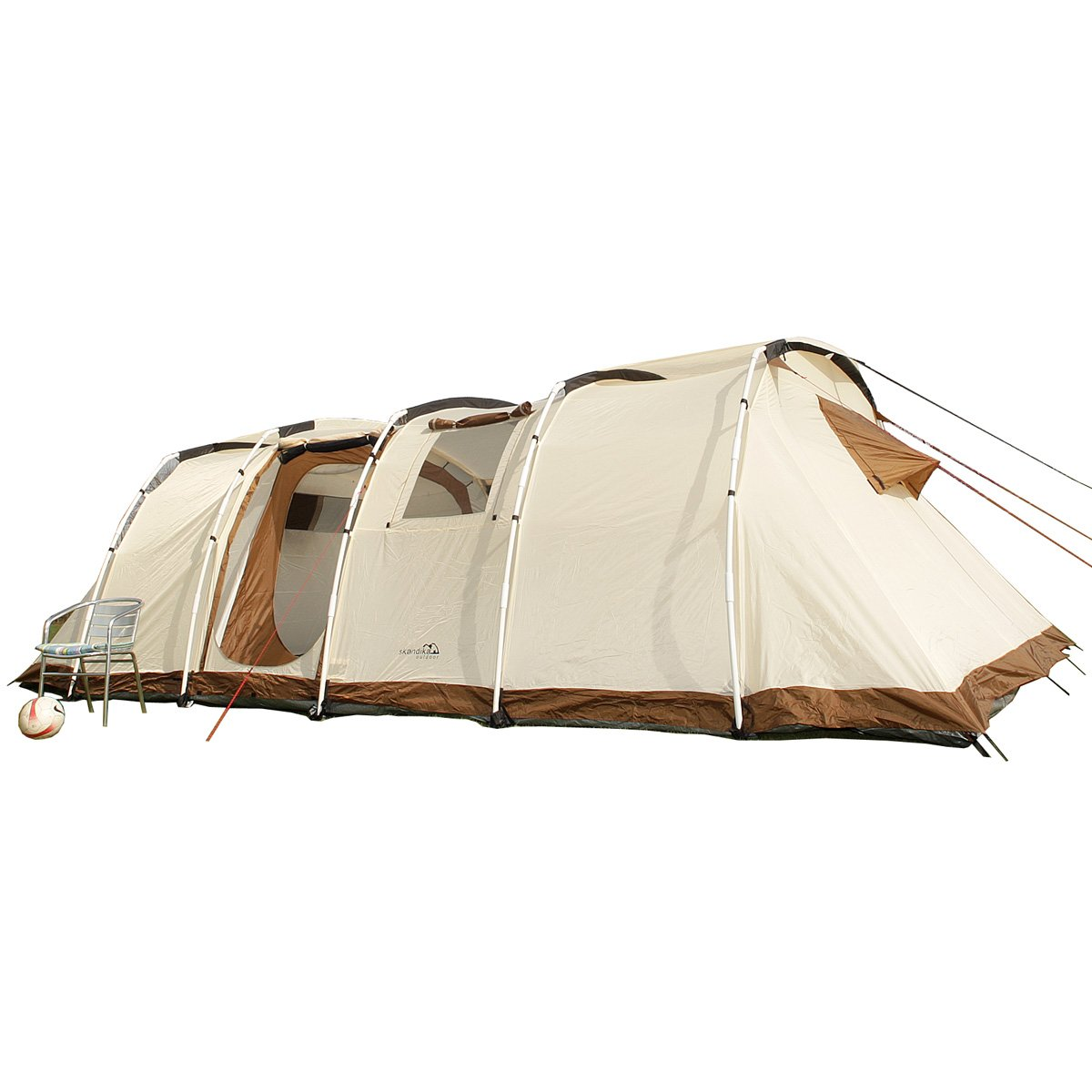 6ef6a817775 Skandika Casablanca 12 Man Family Tent: Amazon.co.uk: Sports & Outdoors