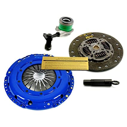 Amazon.com: EFT STAGE 1 HD CLUTCH KIT & SLAVE CYLINDER for 02-06 SATURN VUE 2.2L DOHC 4CYL: Automotive