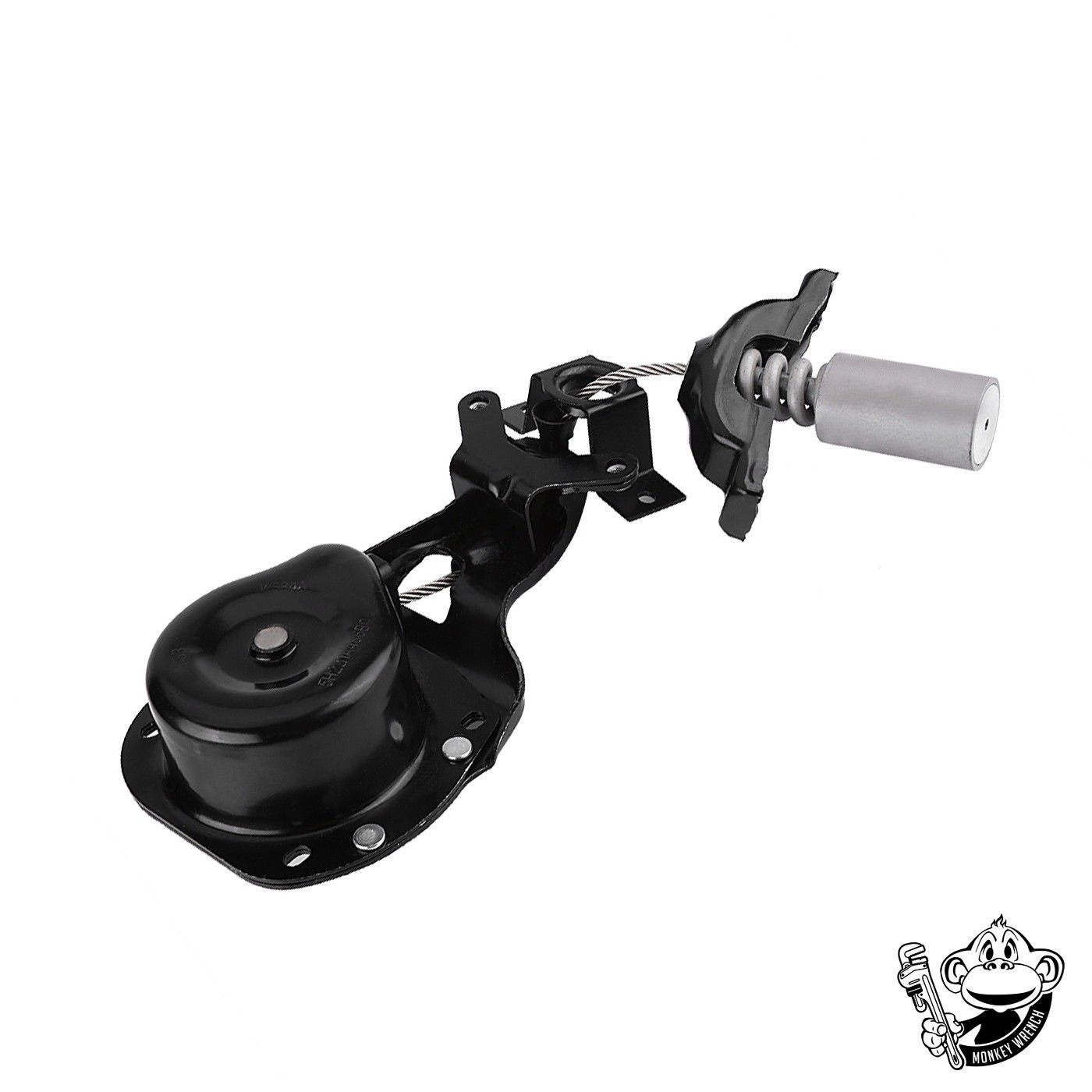 LAND ROVER DISCOVERY 3/4 SPARE WHEEL WINCH LR024145 Monkey Wrench