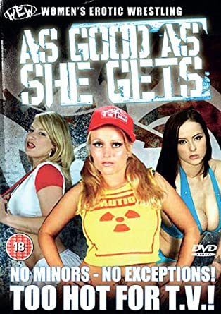 Womans erotic wrestling