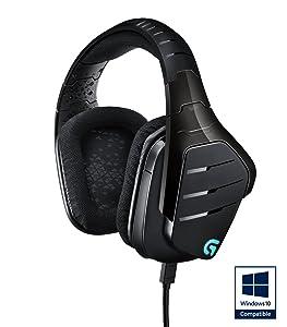Logitech G633 Artemis Spectrum - Auriculares para gaming