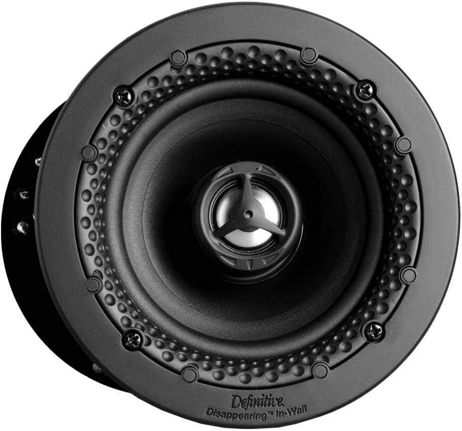 "Definitive Technology DT6.5STR 6.5/"" In-Ceiling Single Speaker-New In Box"