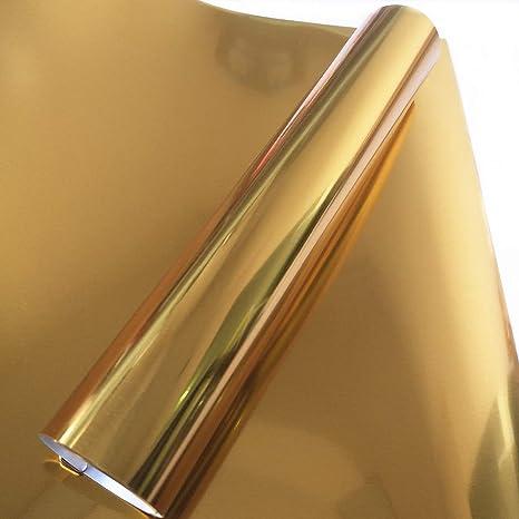 Heat Transfer Vinyl Rose Gold HTV Roll for Tshirt 12 inch x5ft