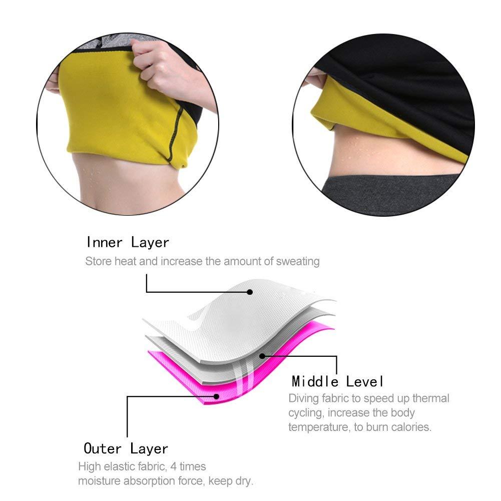 Waist Trimmer Corset for Weight Loss ODDIDAS Neoprene Waist Trainer for Women Slimming Belt for Body Shaper