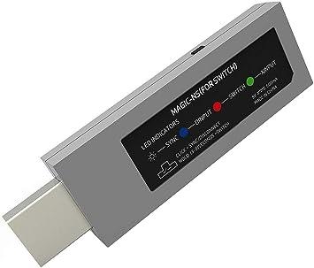 DSstyles - Adaptador Arcade Stick para Mando de Xbox One 360 para Nintendo Switch PS 4 3: Amazon.es: Electrónica