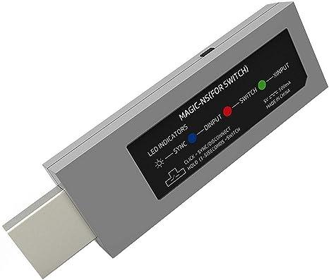 LanLan para PS 4 3 Adaptador Xbox One 360 Controller Arcade Stick para Switch nintend: Amazon.es: Electrónica