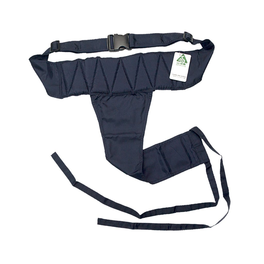 Dovewill Elders Wheelchair Seat Belt Safety Harness Strap Anti-slip Positioning Band Belt - Prevent Patient Forward Sliding