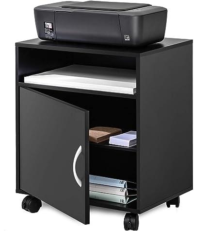 FITUEYES - Soporte para impresora: Amazon.es: Oficina y papelería