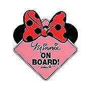 Disney Baby On Board Sign, Minnie