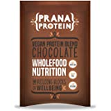 New Protein Shake | GMO Free Vegan Protein Blend With Natural Sweetener | 80% Protein (Chocolate, 1 KG)