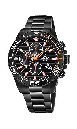 Festina Horloge F20365 1  Amazon.fr  Montres fd045f796558